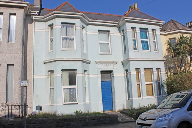 Thumbnail Terraced house for sale in Greenbank Avenue, St Judes, Plymouth