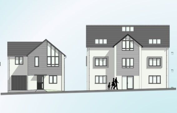 Thumbnail Flat for sale in Station Road, Whimple, Exeter, Devon