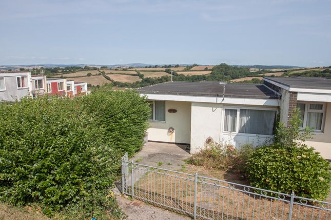 Thumbnail Semi-detached bungalow for sale in Leatherby Close, Plymouth