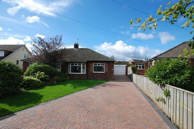 Thumbnail Semi-detached bungalow to rent in South Bend, Gosforth, Newcastle Upon Tyne