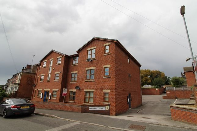 Thumbnail Flat for sale in Flat C Terrace Road, Parkgate, Rotherham