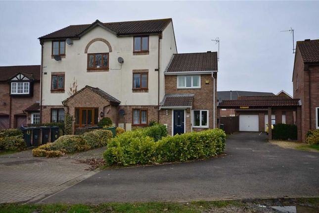 Thumbnail Flat for sale in Buscombe Gardens, Hucclecote, Gloucester