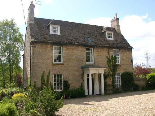 Thumbnail Town house to rent in Priory Road, Stamford, Lincolnshire