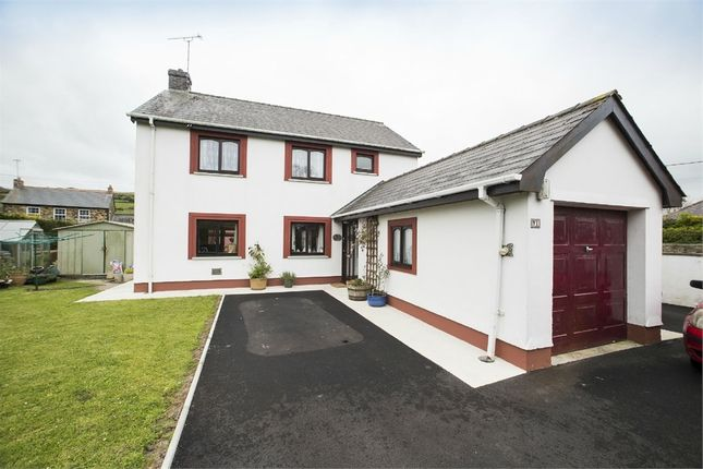Thumbnail Detached house for sale in Dinas Cross, Dinas Cross, Newport, Pembrokeshire