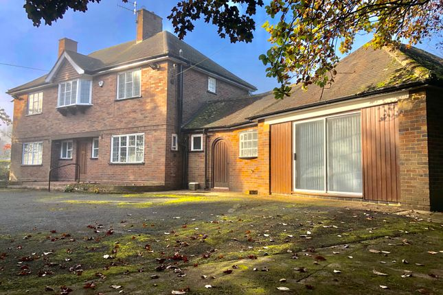 Thumbnail Detached house to rent in Kincraig, Denford Road, Longsdon, Staffordshire Moorlands