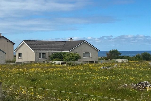 Detached house for sale in 8 Brue, Isle Of Lewis
