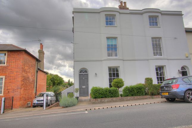 Thumbnail Semi-detached house for sale in High Street, Bridge, Canterbury