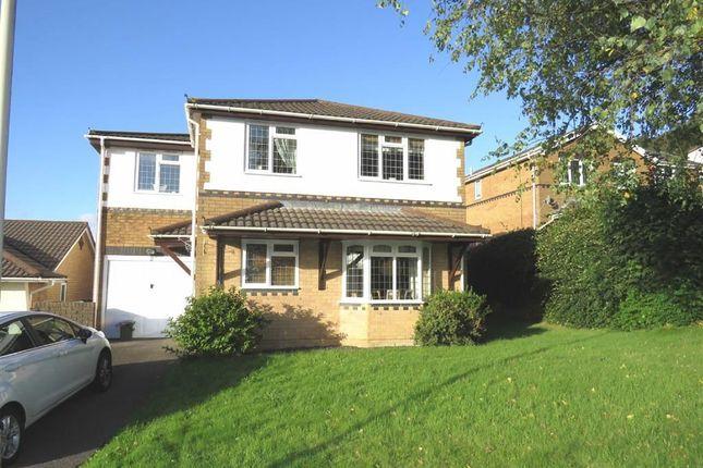Thumbnail Detached house for sale in Brynderwen, Cilfynydd, Pontypridd