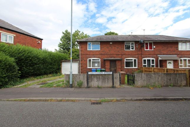 Thumbnail Semi-detached house to rent in Cheltenham Street, Sudden, Rochdale