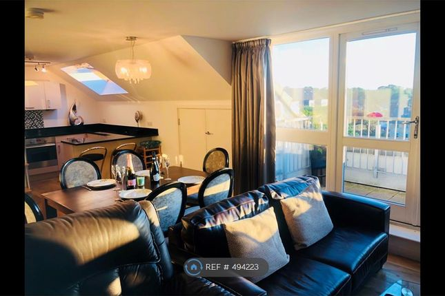 Thumbnail Flat to rent in Penthouse, West Drayton