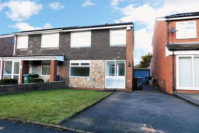 Thumbnail Semi-detached house to rent in Regis Heath Road, Rowley Regis