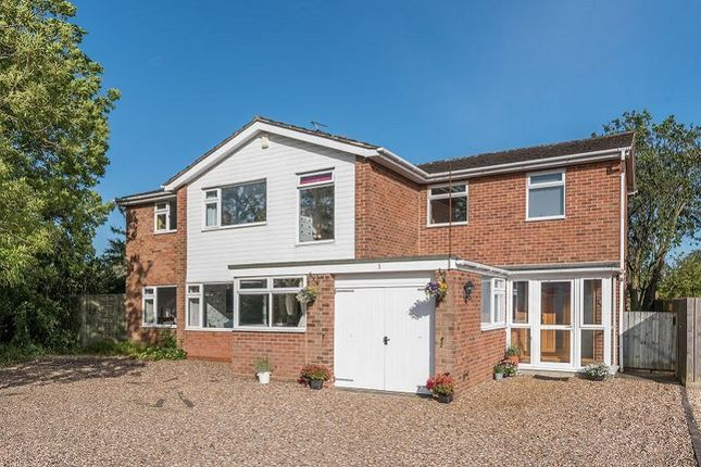 Thumbnail Detached house for sale in Tennyson Close, Banbury