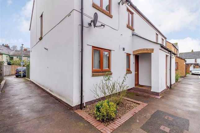Thumbnail Flat for sale in Gwy Court, Chepstow, Monmouthshire