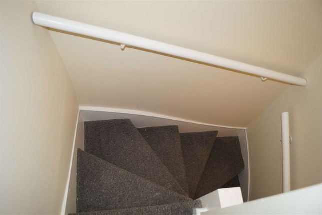 Stairs To Attic of Clarence Street, Mountain Ash CF45