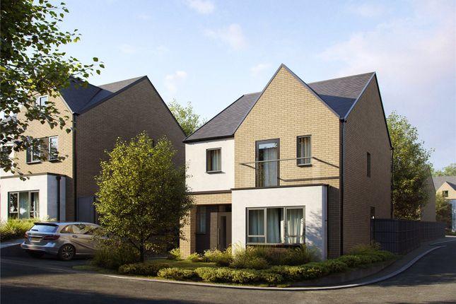 Thumbnail Detached house for sale in Plot 1 Kramer, The Heath, Dunstarn Lane, Adel