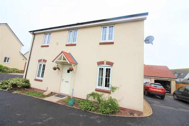 Thumbnail Detached house for sale in Wentworth Close, Hubberston, Milford Haven, Pembrokeshire.