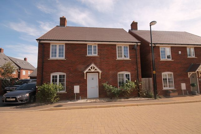 Thumbnail Detached house for sale in Avocet Road, Bedford