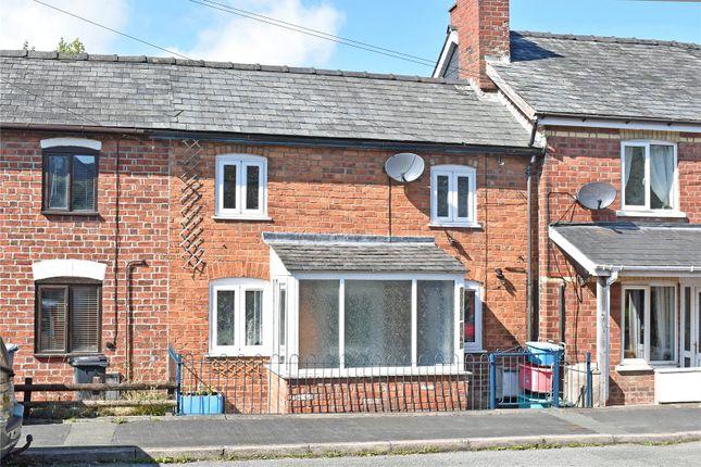Thumbnail Terraced house for sale in Ddole Road, Llandrindod Wells, Powys