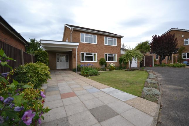 Thumbnail Detached house for sale in Marlow Court, Norwich