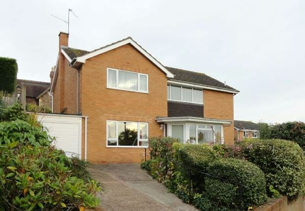 Thumbnail Detached house to rent in Leahill Close, Malvern