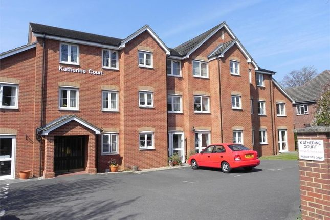 Thumbnail Flat for sale in 34 Upper Gordon Road, Camberley