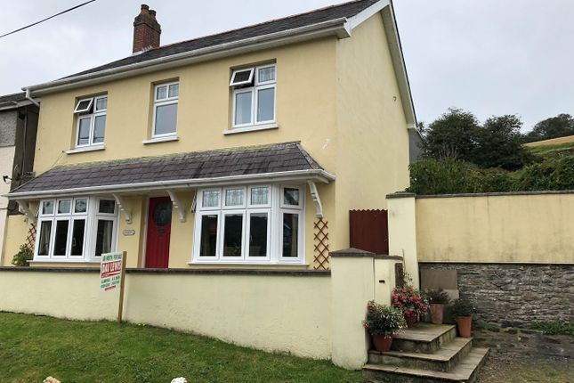 Thumbnail Detached house for sale in Graig Road, Llandysul
