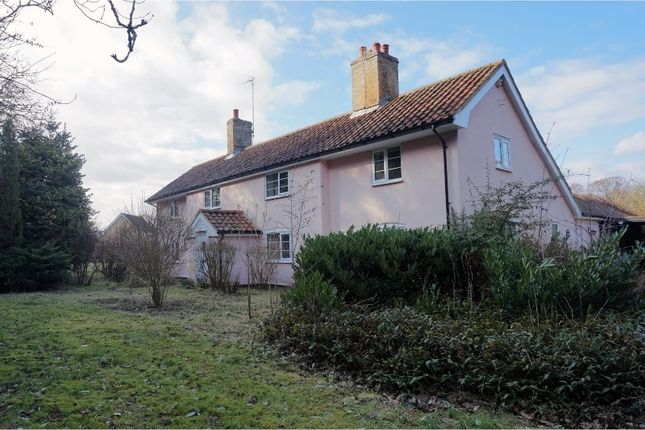 Thumbnail Detached house for sale in Santon Downham, Brandon