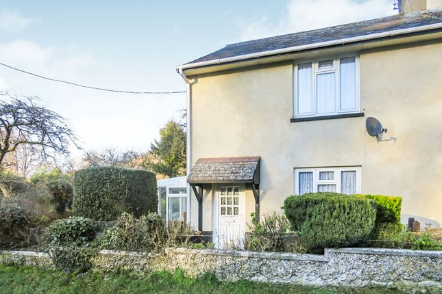 Thumbnail Semi-detached house for sale in Bottom Road, Stourpaine, Blandford Forum