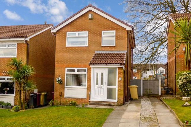 3 bed detached house for sale in Shoreswood, Bolton BL1