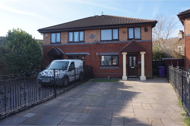 Thumbnail Semi-detached house for sale in Oakfield, Liverpool