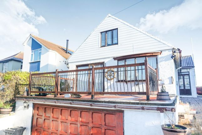 Thumbnail Detached bungalow for sale in Longhill Road, Brighton