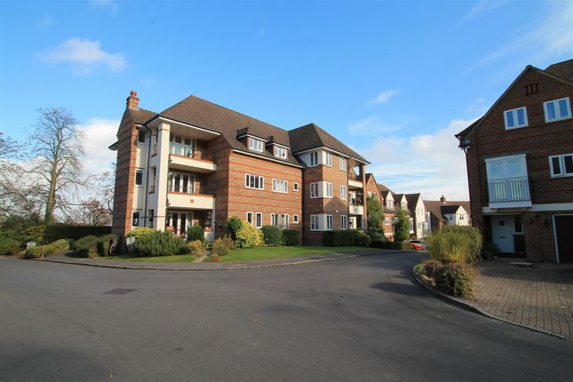 Thumbnail Flat for sale in St. Nicholas Crescent, Pyrford, Woking