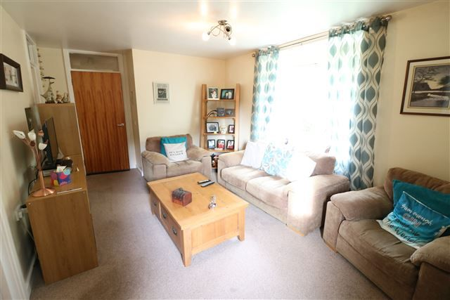 Living Room of Caldew Close, Carlisle, Cumbria CA3