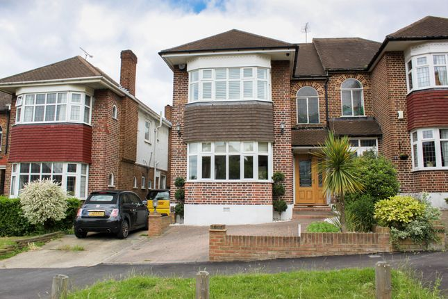 Thumbnail Semi-detached house for sale in Chiltern Way, Woodford Green