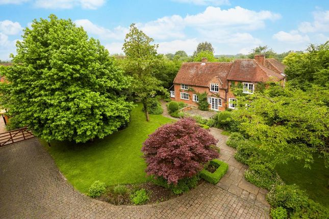 Thumbnail Detached house to rent in Winkfield Lane, Winkfield, Windsor