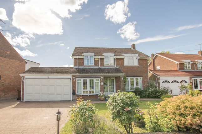 Thumbnail Detached house for sale in Buckland, Aylesbury