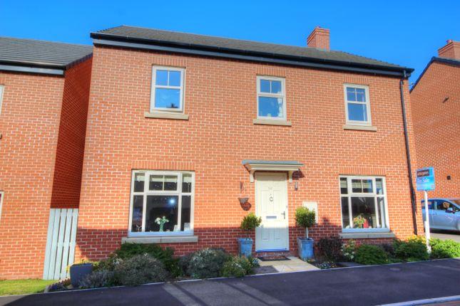 Thumbnail Detached house for sale in Douglas Avenue, Heanor, Derbyshire