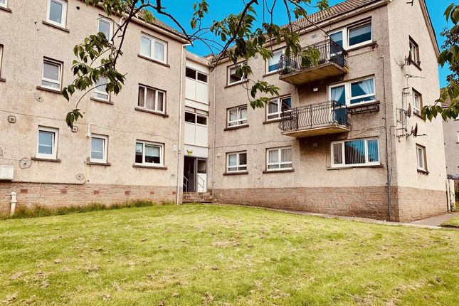Thumbnail Flat for sale in Parnell Street, Airdrie
