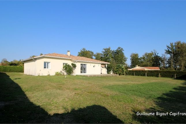 3 bed detached house for sale in Aquitaine, Landes, Roquefort