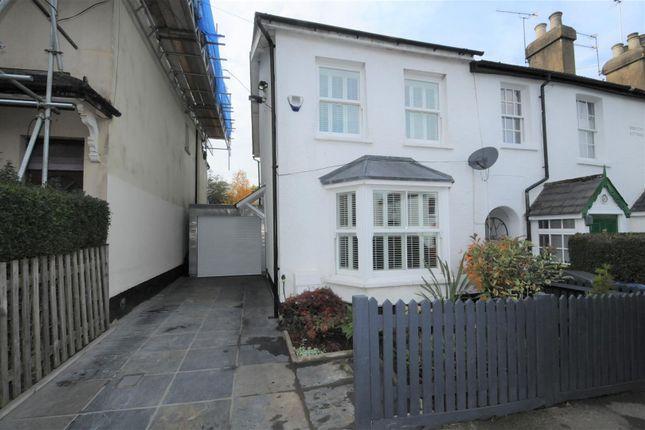 Thumbnail End terrace house for sale in Sebright Road, Barnet