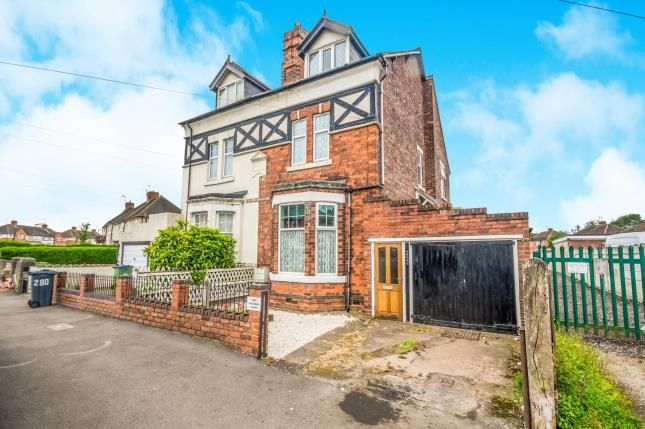 Thumbnail Semi-detached house for sale in Crankhall Lane, Wednesbury, West Midlands