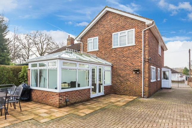 Thumbnail Detached house for sale in Coleford Bridge Road, Mytchett, Camberley