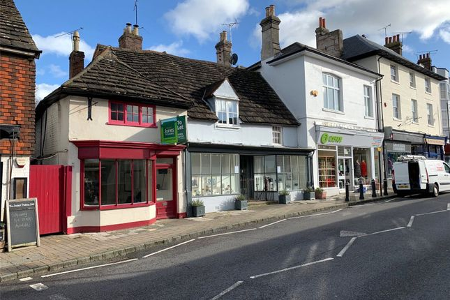 Thumbnail Retail premises to let in High Street, Steyning, West Sussex