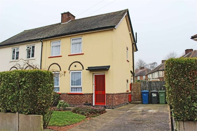 Thumbnail Semi-detached house for sale in Marshall Street, Bolehall, Tamworth, Staffordshire