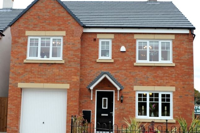 """Thumbnail Detached house for sale in """"The Winster"""" at Newland Lane, Newland, Droitwich"""