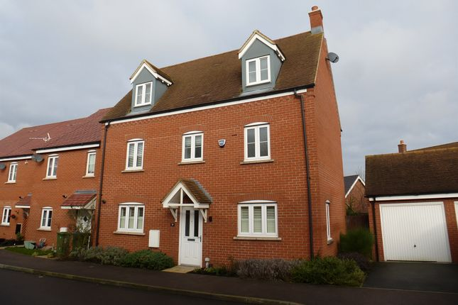 4 bed detached house for sale in Durham Road, Pitstone, Leighton Buzzard