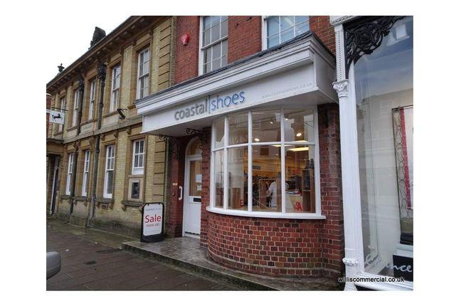 Thumbnail Retail premises to let in 40 High Street, Lymington