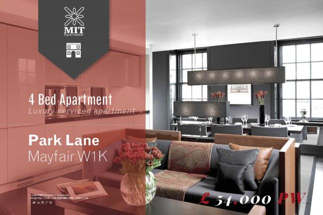 Thumbnail Flat to rent in Park Lane  London. Homes to Let in London   Rent Property in London   Primelocation