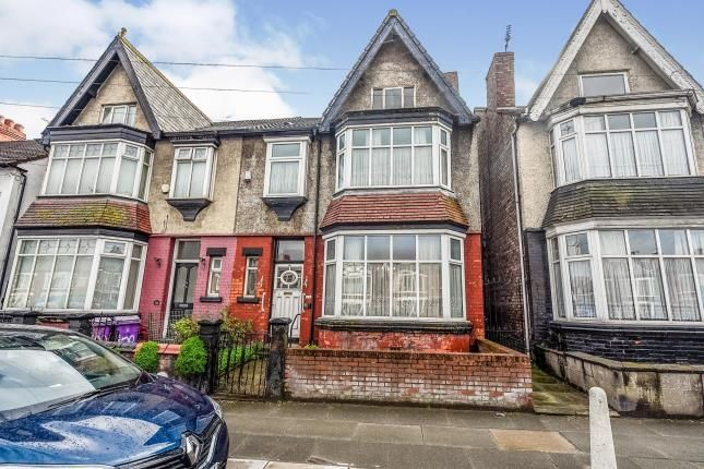 4 bed semi-detached house for sale in Queens Drive, Liverpool, Merseyside, . L4