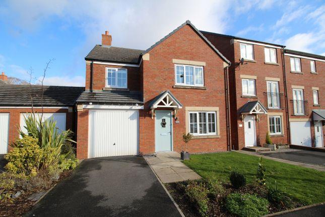 Thumbnail Detached house for sale in Barley Edge, Carlisle, Cumbria